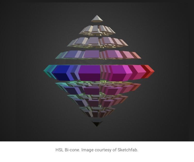 HSL Bi-cone