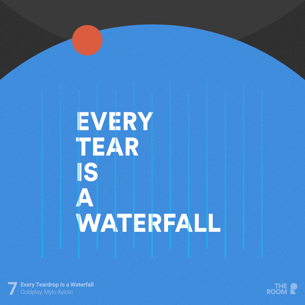 Every Tear is a Waterfall